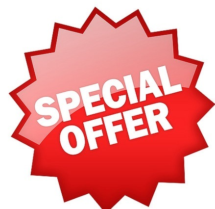 Special offer & Second Hand